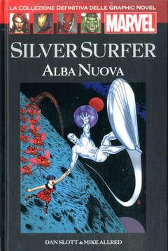 Copertina MARVEL GRAPHIC NOVEL n.32 - SILVER SURFER ALBA NUOVA, HACHETTE
