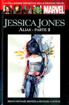 Copertina MARVEL GRAPHIC NOVEL n.39 - JESSICA JONES ALIAS PARTE 2, HACHETTE