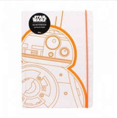 Copertina NOTEBOOK HALF MOON BAY n.19 - STAR WARS - BB-8, HALF MOON BAY