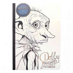 Copertina NOTEBOOK HALF MOON BAY n.3 - HARRY POTTER A5 - HARRY POTTER (DOBBY), HALF MOON BAY