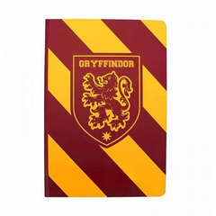 Copertina NOTEBOOK HALF MOON BAY n.4 - HARRY POTTER A5 - HARRY POTTER (GRYFFINDOR STRIPE), HALF MOON BAY