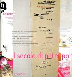 Copertina HAMELIN n.3 - IL SECOLO DI PETER PAN, HAMELIN ASS. CULTURALE