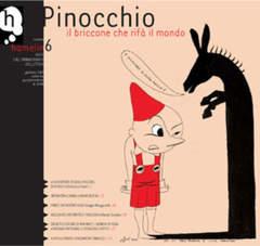 Copertina HAMELIN n.6 - PINOCCHIO BRICCONE CHE RIFA' IL MONDO, HAMELIN ASS. CULTURALE