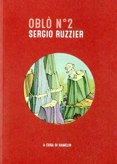Copertina OBLO' n.2 - SERGIO RUZZIER, HAMELIN ASS. CULTURALE