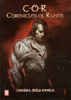 Copertina CHRONICLES OF RUNES n.1 - L'OMBRA DELLA RIVOLTA, HAPPY EDITIONS