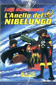 Copertina ANELLO DEL NIBELUNGO n. - Cofanetto L'ANELLO DEL NIBELUNGO 1/8, HAZARD