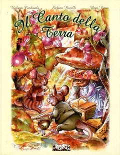 Copertina CANTO DELLA TERRA n. - CANTO DELLA TERRA, HAZARD