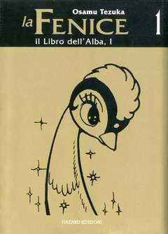 Copertina FENICE n.1 - IL LIBRO DELL'ALBA N. 1, HAZARD