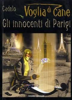 Copertina INNOCENTI DI PARIGI M2 n.1 - VOGLIA DI CANE, HAZARD