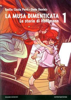 Copertina MUSA DIMENTICATA (m2) n.1 - LA STORIA DI HOFFMANN, HAZARD