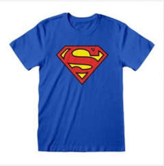 Copertina T-SHIRT n.12 - DC SUPERMAN - T-SHIRT - LOGO XL, HEROES INC