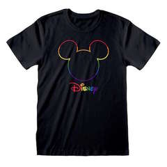 Copertina T-SHIRT n.234 - RAINBOW COLLECTION SILHOUETTE - M, HEROES INC