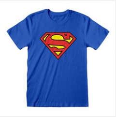 Copertina T-SHIRT n.9 - DC SUPERMAN - T-SHIRT - LOGO L, HEROES INC