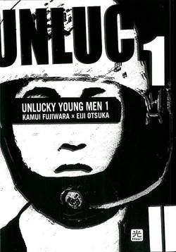 Copertina UNLUCKY YOUNG MEN n.1 - UNLUCKY YOUNG MEN, HIKARI