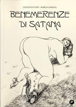 Copertina BENEMERENZE DI SATANA n. - BENEMERENZE DI SATANA, HOLLOW PRESS