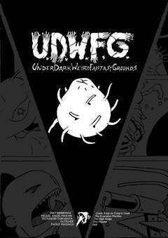 Copertina U.D.W.F.G. n.2 - U.D.W.F.G., HOLLOW PRESS