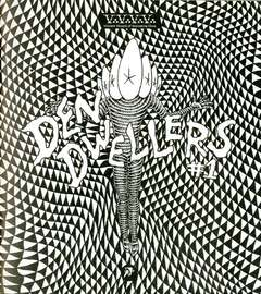 Copertina DEN DWELLERS n.1 - DEN DWELLERS, HOLLOW PRESS