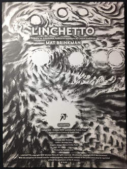 Copertina LINCHETTO n. - LINCHETTO, HOLLOW PRESS