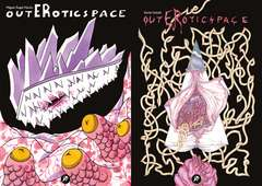 Copertina OUTEROTICSPACE n. - OUTEROTICSPACE, HOLLOW PRESS
