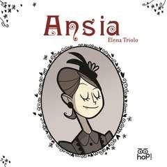 Copertina ANSIA n. - ANSIA, HOP! EDIZIONI