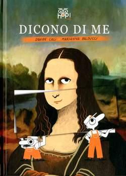 Copertina DICONO DI ME n. - DICONO DI ME, HOP! EDIZIONI