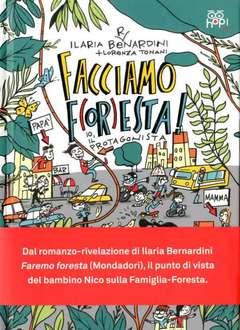 Copertina FACCIAMO FORESTA n. - FACCIAMO FORESTA, HOP! EDIZIONI