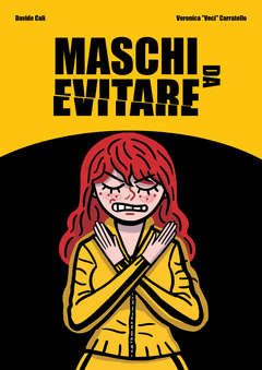 Copertina MASCHI DA EVITARE n. - MASCHI DA EVITARE, HOP! EDIZIONI