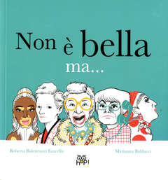 Copertina NON E' BELLA MA... n. - NON E' BELLA MA..., HOP! EDIZIONI