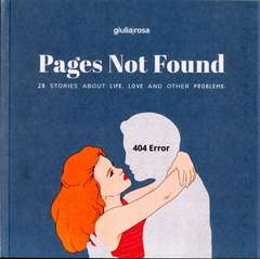 Copertina PAGES NOT FOUND n. - PAGES NOT FOUND, HOP! EDIZIONI