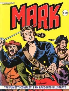 Copertina COMANDANTE MARK n.2 - COMANDANTE MARK              2, IF EDIZIONI