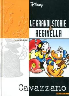 Copertina GRANDI STORIE n.2 - REGINELLA DI CAVAZZANO, IF EDIZIONI