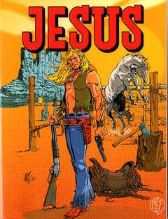 Copertina JESUS n.1 - JESUS, IF EDIZIONI
