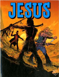 Copertina JESUS n.6 - CACCIA ALL'UOMO/VENDETTA COMANCHE, IF EDIZIONI