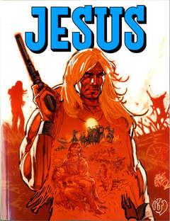 Copertina JESUS n.3 - LA VALLE DEL MASSACRO/IL GUERCIO, IF EDIZIONI