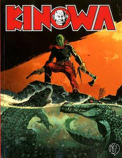 Copertina KINOWA n.22 - KINOWA, IF EDIZIONI