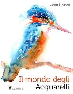 Copertina ACQUARELLI n.1 - IL MONDO DEGLI ACQUARELLI, IL CASTELLO
