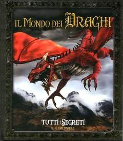 Copertina MONDO DI... n.3 - IL MONDO DEI DRAGHI, IL CASTELLO