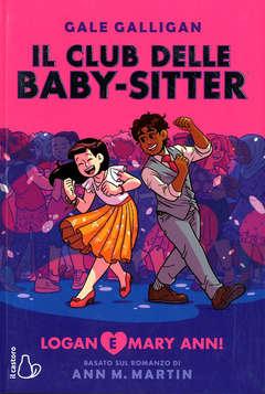 Copertina CLUB DELLE BABY SITTER n.8 - LOGAN E MARY ANN!, IL CASTORO