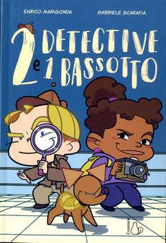 Copertina 2 DETECTIVE E 1 BASSOTTO n. - 2 DETECTIVE E 1 BASSOTTO, IL CASTORO