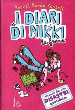 Copertina DIARI DI NIKKI n.1 - LA FRANA, IL CASTORO