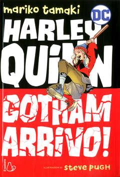 Copertina HARLEY QUINN GOTHAM ARRIVO! n. - GOTHAM ARRIVO!, IL CASTORO