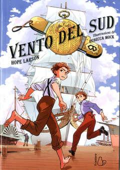 Copertina VENTO DEL SUD n. - VENTO DEL SUD, IL CASTORO
