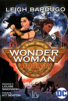 Copertina WONDER WOMAN WARBRINGER n. - WARBRINGER, IL CASTORO