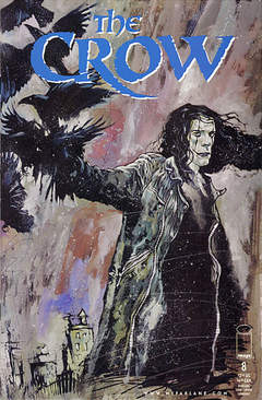 Copertina CROW n.8 - Touch of Evil Part 2, IMAGE COMICS