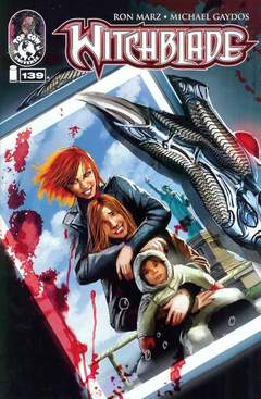 Copertina WITCHBLADE n.139 - Remembrance, IMAGE COMICS