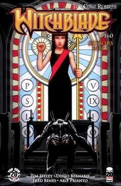 Copertina WITCHBLADE n.160 - Saviors, Pt. 2, IMAGE COMICS