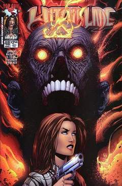 Copertina WITCHBLADE n.48 - WITCHBLADE                  48, IMAGE COMICS