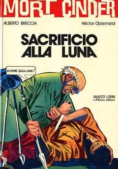 Copertina MORT CINDER AVVENTUROSO n.4 - MORT CINDER SACRIFICIO ALLA LUNA, IMAGO LIBRI