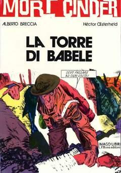 Copertina MORT CINDER AVVENTUROSO n.3 - TORRE DI BABELE, IMAGO LIBRI
