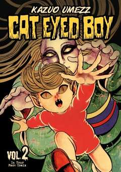 Copertina CAT EYED BOY n.2 - CAT EYED BOY, IN YOUR FACE COMIX